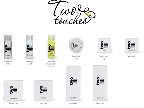 Two Touches Products